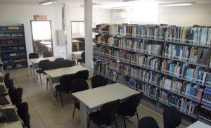 Biblioteca do Centro de Estudos do Mar
